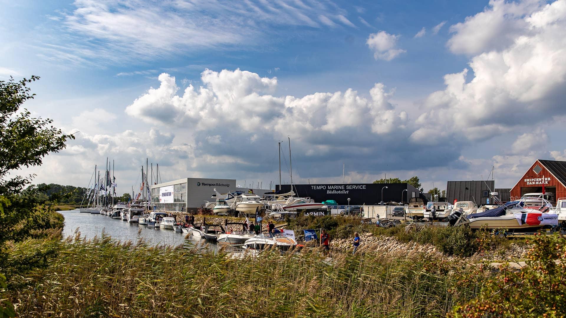 Erhvervsfaciliteter Ishøj Havn