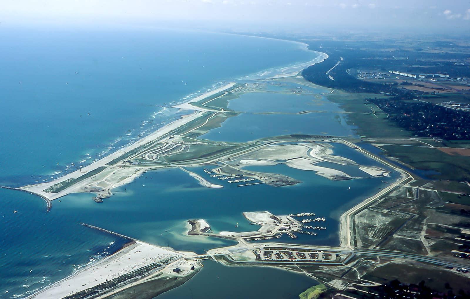 Ishøj Havn - historiske billeder
