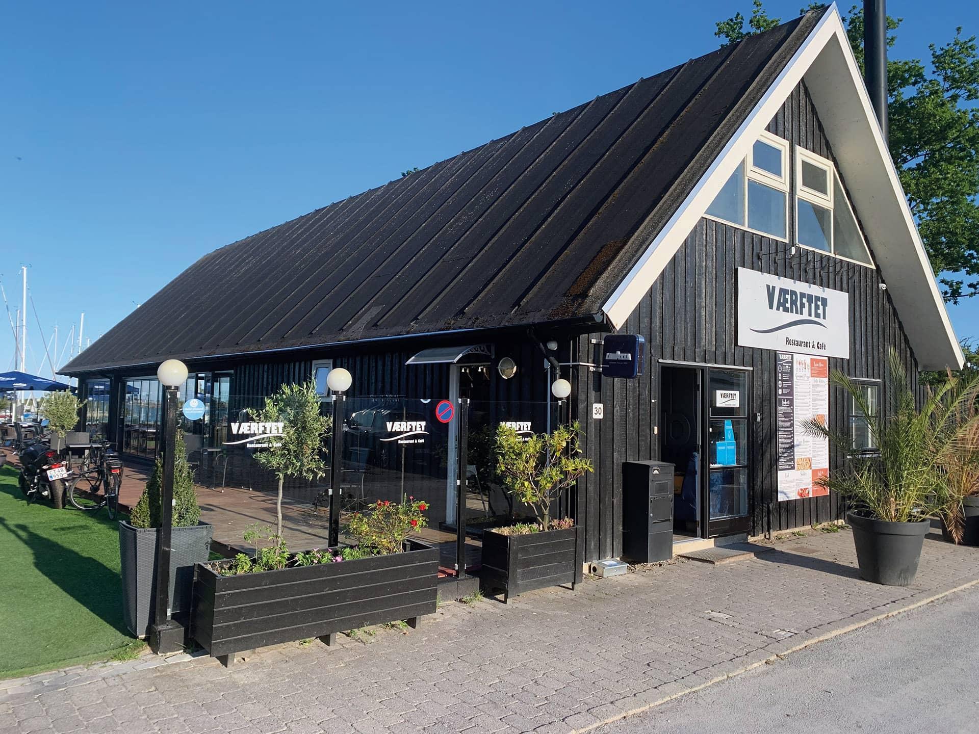 Restaurant Værftet - Ishøj Havn